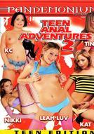 Teen Anal Adventures #2