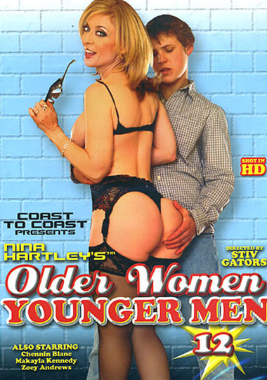OLDER WOMEN, YOUNGER MEN #12