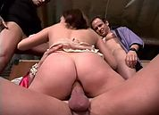 Gang Bang Anals, Scene 3
