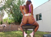 Lil' Black Anal Spinners, Scene 4