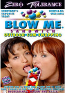 Blow Me Sandwich Outdoor Cum Swapping