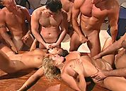 Gang Bang Angels #2, Scene 2
