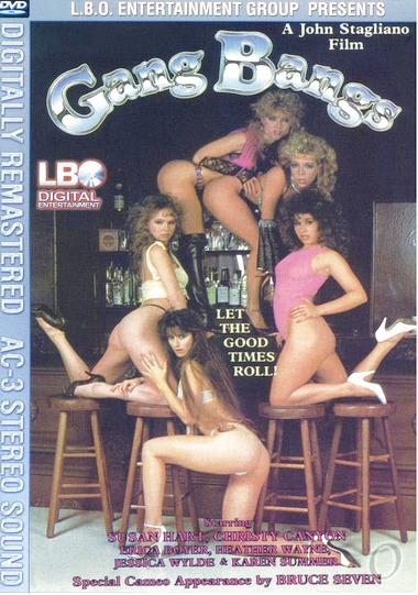 Gang Bangs - Nina Hartley, Jessica Wylde, Susan Hart, Christy Canyon ...