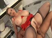 Fuck My Big Boobs, Scene 2