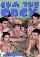 Cum Tub Orgy