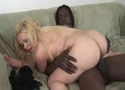 Interracial Creampies #1, Scene 4