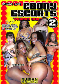 Ebony Escorts: Phatty Girl #2