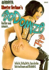 Sodomize This #1