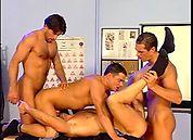 Manpart Squad, Scene 1