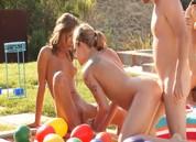 Insane Summer Swingers, Scene 2