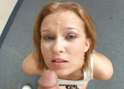 Sasha Knox - BEGS for facial; so hot